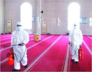 افضل شركات تعقيم المساجد بالليث